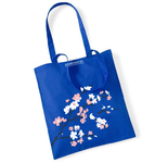 Cherry blossoms reusable shopping bag-shopping bags-DiamondsKT