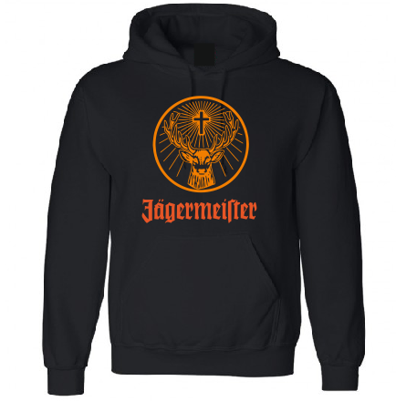 Jägermeister T shirt-men woman T shirts-DiamondsKT
