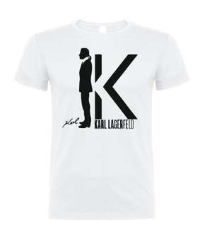 Karl Lagerfeld T shirt-men woman T shirts-DiamondsKT