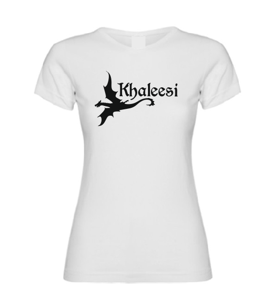Khaleesi The Game of Thrones GOT T shirt-men woman T shirts-DiamondsKT