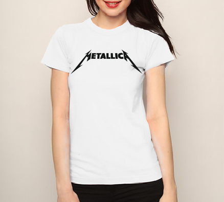 Metallica T shirt-men woman T shirts-DiamondsKT