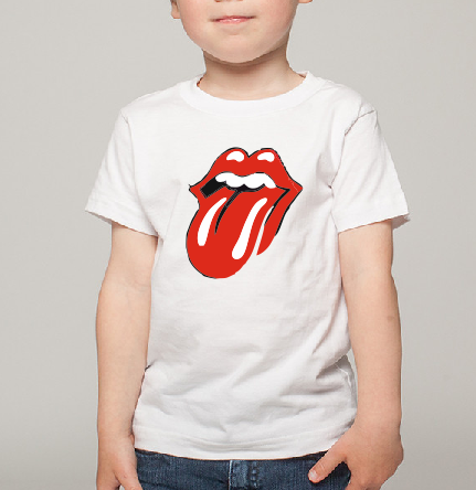 The Rolling Stones Kids / Boy / Girl / Baby cotton t shirt-Kids T shirts-DiamondsKT