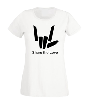 Ishanqudi Stephen Sharer The Love T-Shirt for Youth Boys and Girls