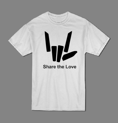 Share the Love T shirt, Youtuber Stephen Sharer T shirt-men woman T shirts-DiamondsKT