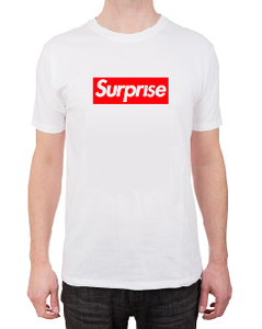 Surprise T shirt-men woman T shirts-DiamondsKT