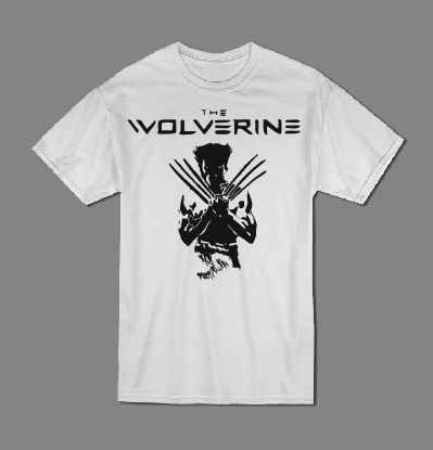 The Wolverine Xmen Hugh Jackman T shirt-men woman T shirts-DiamondsKT