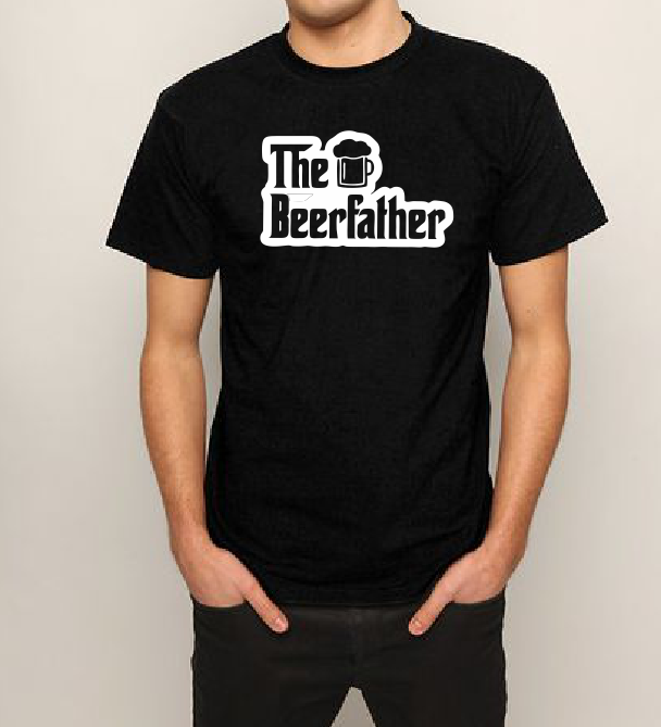 The Beerfather T shirt-men woman T shirts-DiamondsKT