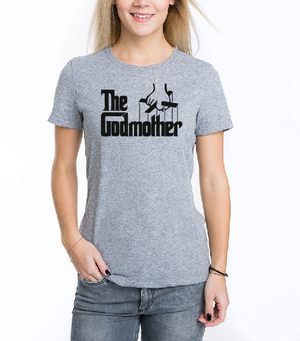 The Godmother T shirt-woman t shirts-DiamondsKT