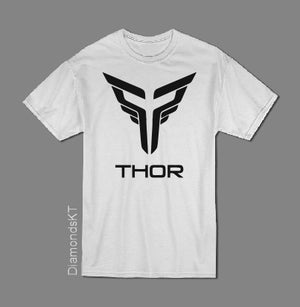 Thor Kids Boy Girl Baby cotton t shirt-Kids T shirts-DiamondsKT