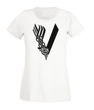 Vikings inpired T shirt-men woman T shirts-DiamondsKT