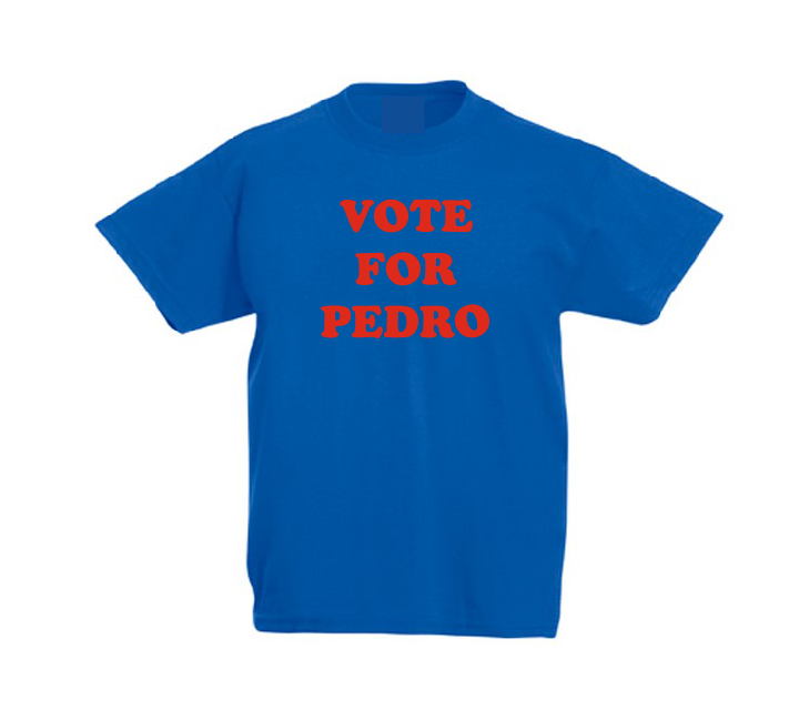 Vote for Pedro Napoleon Dynamite Kids / Boy / Girl / Baby T shirt-Kids T shirts-DiamondsKT
