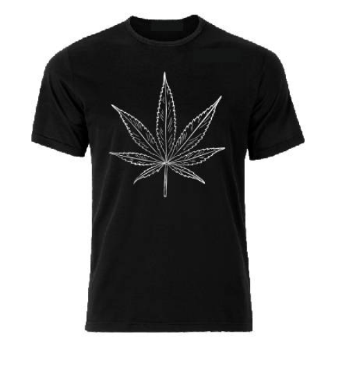 Marijuana leaf T shirt-men woman T shirts-DiamondsKT