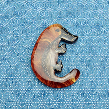 Load image into Gallery viewer, Percy the Platypus Brooch