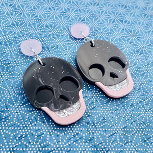 Stella Skull Earrings - edenki