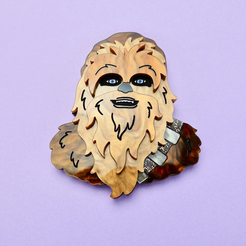 Star Wars - Chewbacca Brooch - edenki