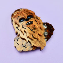 Load image into Gallery viewer, Star Wars - Chewbacca Brooch