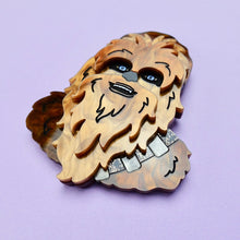 Load image into Gallery viewer, Star Wars - Chewbacca Brooch - edenki