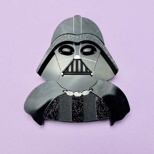 Star Wars - Darth Vader Brooch - edenki