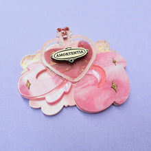 Load image into Gallery viewer, RETIRED - Amortentia Love Potion Brooch - edenki