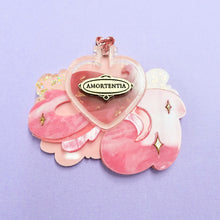 Load image into Gallery viewer, Amortentia Love Potion Brooch - edenki