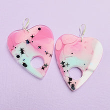 Load image into Gallery viewer, Planchette Resin Earrings - Amai - edenki