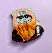 Load image into Gallery viewer, Star Wars - Ewok Brooch - edenki