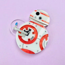 Load image into Gallery viewer, Star Wars - BB-8 Brooch - edenki
