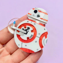 Load image into Gallery viewer, Star Wars - BB-8 Brooch