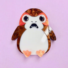 Load image into Gallery viewer, Star Wars - Porg Brooch - edenki