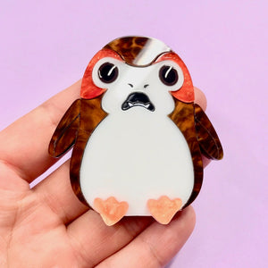 Star Wars - Porg Brooch - edenki