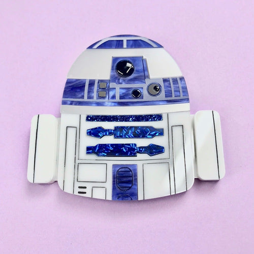 Star Wars - R2-D2 Brooch - edenki