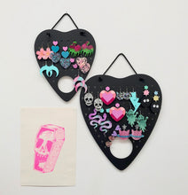 Load image into Gallery viewer, Earring Holder - Planchette - edenki