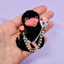 Load image into Gallery viewer, Cheeky Niffler Brooch