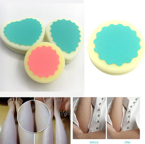 Magic Painless Hair Removal Sponge