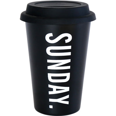 Exclusive Steel Hand Cup to Go