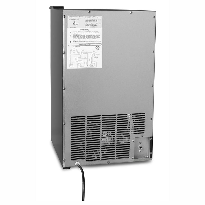 MIM25 Indoor Self-Contained Ice Machine