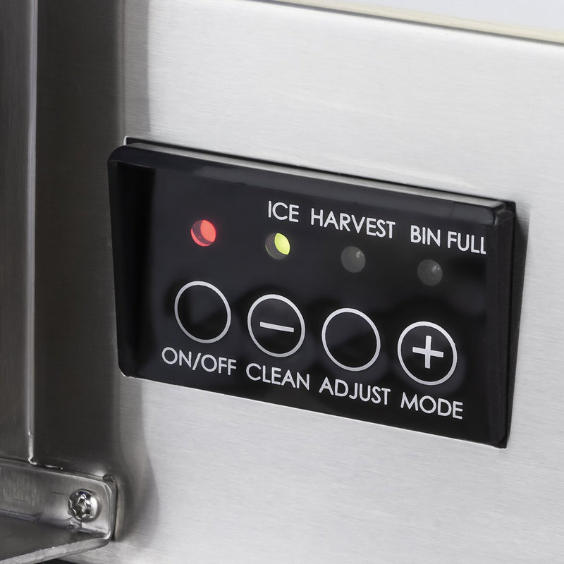 MIM50P-O Indoor/Outdoor Self-Contained Ice Machine