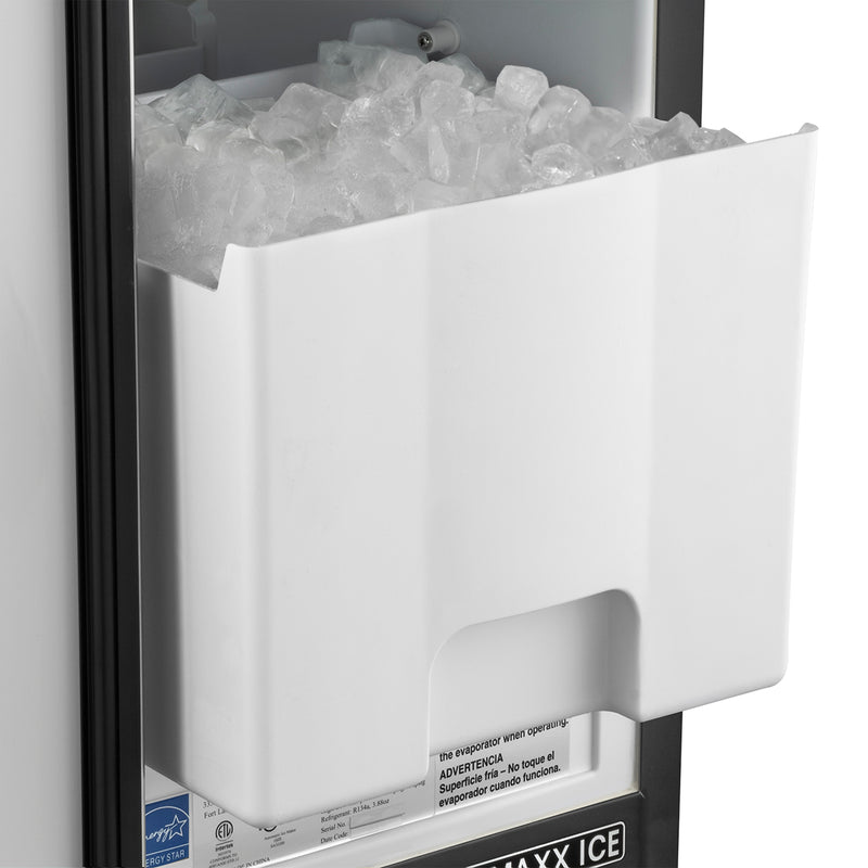 MIM50V Indoor Self-Contained Ice Machine