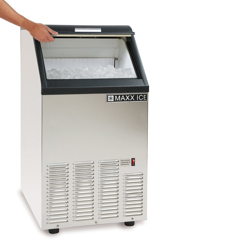 MIM75 Self-Contained Ice Machine