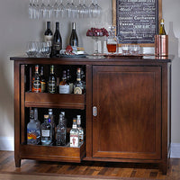 Firenze Mezzo Wine and Spirits Credenza