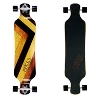 Atom Drop Deck Longboard - 39 Inch (Woody) - 40019