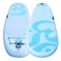 Atom Inflatable Stand Up Paddle Board (SUP) Package - 83002