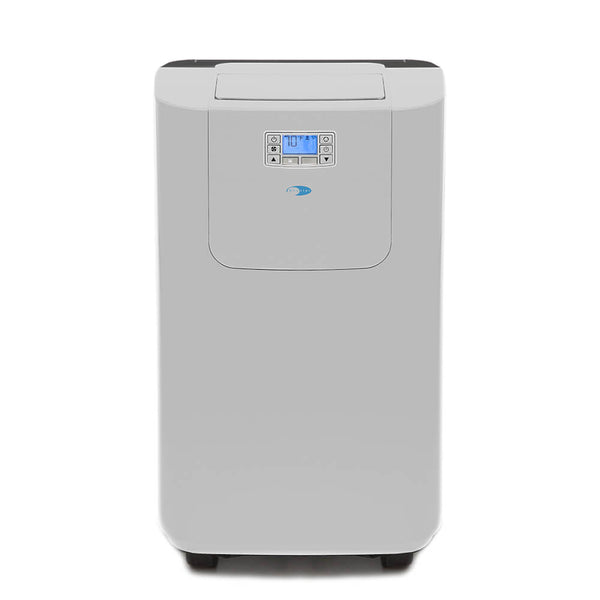 Whynter Elite 12000 BTU Dual Hose Digital Portable Air Conditioner with Heat and Drain Pump - ARC-122DHP