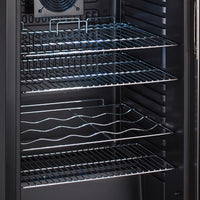 EdgeStar 19 Inch Wide 105 Can Capacity Extreme Cool Beverage Center - BWC121SS
