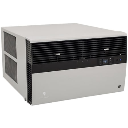Friedrich 36000 BTU 208/230V Window Air Conditioner with 17300 BTU Heater and Remote Control - EL36N35B