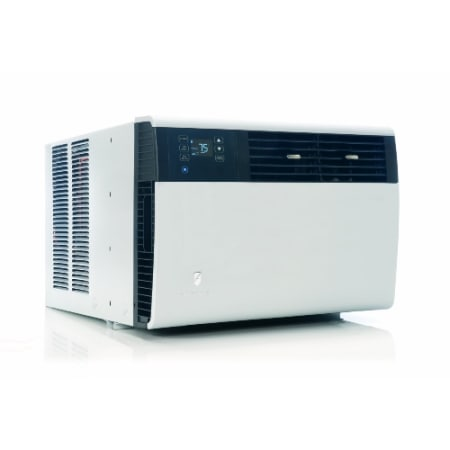 Friedrich 8,000 BTU 125V Window Air Conditioner with 4,000 BTU Heater and Programmable Timer - EQ08N11D