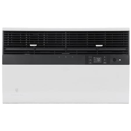 Friedrich Kuhl 8000 BTU 115 Volt Window Air Conditioner with 4000 BTU Heater and Wi-Fi Compatibility - KEQ08A11A