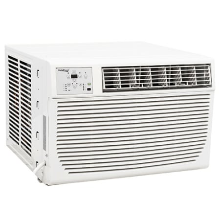 Koldfront 12000 BTU 208/230V Window Air Conditioner with 11000 BTU Heater and Remote - WAC12001W