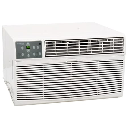 Koldfront 12000 BTU 208/230V Through the Wall Air Conditioner with 10600 BTU Heater with Remote - WTC12001W