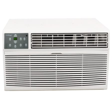 Koldfront 8000 BTU 115V Through the Wall Air Conditioner with 4200 BTU Heater with Remote - WTC8001W